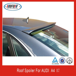 Sport Roof Wing Car Spoiler Auto Front Spoiler for Audi A4 B7