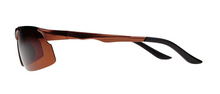 UV400 brown PC sunglasses tree display running sunglasses glow in dark shutter shades sunglasses