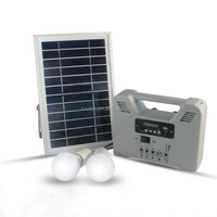 Lighting Mini Complete Solar Power System For Home