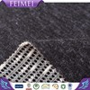 2015 feimei new 70% acrylic 24% poly 6%metallic novelity sponge bonded fabric wholesale