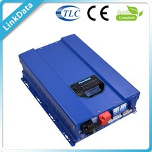 4kw inverter high power Pure Sine Wave DC to AC solar charge controller inverter