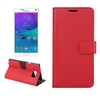 Cheap Price Litchi Texture Leather Cover for Samsung Galaxy Note 5