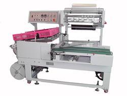auto semi-automatic l type sealer with l bar
