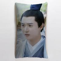 Top quality New Personalized custom 3D Star Zhang danfeng printing dakimakuar TV Drama Decorative body pillow DS1096