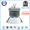DLC 3.0 cULus SAA C-Tick TUV CE MeanWell driver with philip chip 100w 150w 200w led high bay light