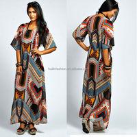 new arrival print kaftan maxi dress moroccan kaftans for sale