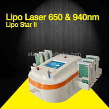 lipo laser slimming machine for home use and fat reduction