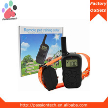LCD Display Reflective Dog Training Shock Collar, Puppy Training Collar, Electric Dog Control Collar In Europe and the U.S.
