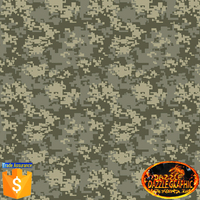 Excellent Quality DAZZLE GRAPHIC No.DGDAC004 custom camouflage shirts hydrographic film Water Transfer Printing Film