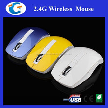 Shenzhen Wireless Computer Mouse With USB Mini Receiver