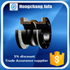 china supplier floating carbon steel flange rubber expansion joint price