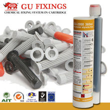 fast curing double components glue constrcution usage rebar steel prices