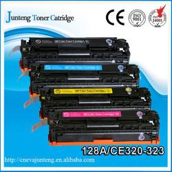Alibaba compatible laser jet toner cartridge CE320A series for HP printer toner
