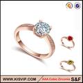 Indian jóias por atacado ouro cheia de jóias anel