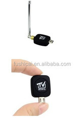 Android dvb-t phone/DVB-T ISDB-T Digital Mobile Streamer TV Tuner Receiver Stick for Android Phone