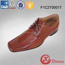 New design men leather shoe formal dress shoes