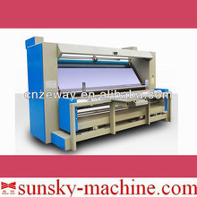 HS-505A knitted fabric inspection and rolling machine