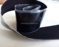 """3m black reclosable fastener tape 2"""" hook and loop SJ3571 SJ3572 with high performance acrylic adhesive, 50yds long"""