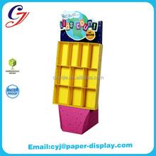 Luxury Brand Cardboard POP Display Points of Sale Display Nets