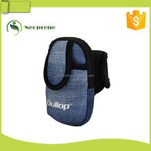 silk-screen cell phone sleeve