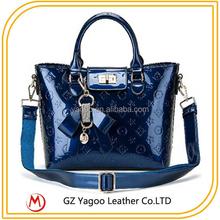 bow accessory glossy vivid noble handbag