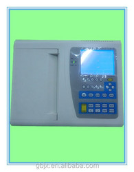 Machine For Hospital Digital 12 Channel Wireless ECG Machine