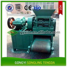 Coal Powder Extruding Machine / Egg shape charcoal briquette making machine / Roller type coal dust briquette making machine