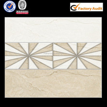 Style selections white ceramic tile marble look