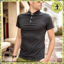2015 Latest Design Men's Cotton Custom Design Polo Shirt