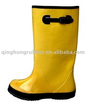 Yellow Slush Boot men's working boots oliver rubber shoes cheap rubber shoes