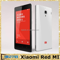 Smartphone 4.7inch Xiaomi red mi red rice Quad Core 1.6GHz 3G Dual SIM Android 4.2 WCDMA