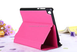 "New Coming PU Leather Flip Case Cover with Stand for Xiaomi Pad 7.9"" Tablet PC Back Case Cover"