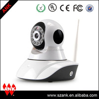 wireless HD megapixel indoor ip camera wifi Onvif ip camera support NVR ,Linkage alarm ,32G SD card home camera