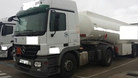 20 unit Mercedes Benz Actros 1841