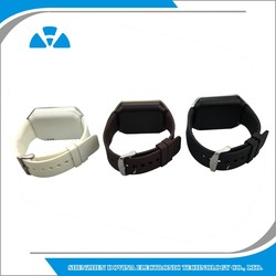 Android gsm watch phone dz09 smart wristband watch phone , bluetooth smartwatch dz09