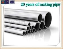 28 mm diameter AISI 304 stainless steel welded tubes