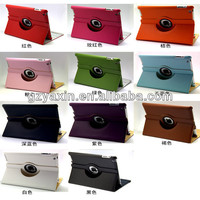 Litchi leather cover for ipad air 2 rotation case / nobel housing for ipad air 2 kickstand case / for ipad air 2 pu leather case
