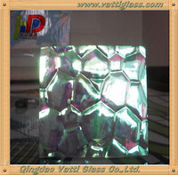 High quality 5mm stained glass pattern free