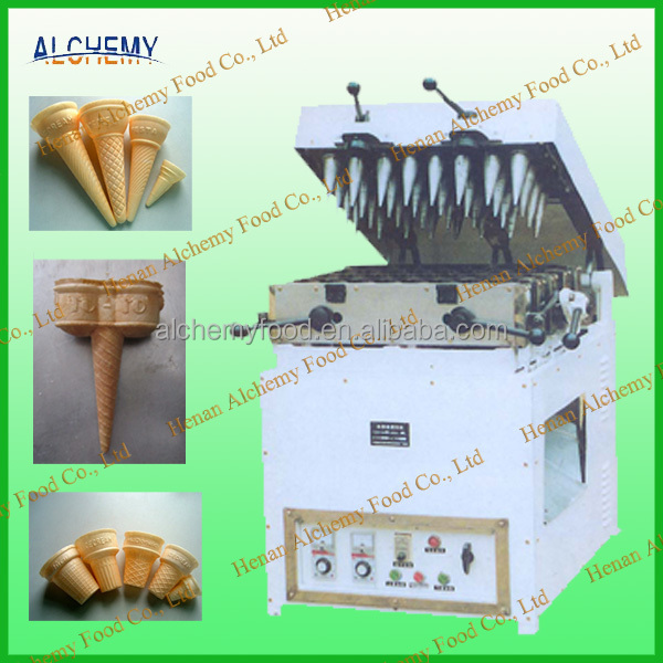 Chinese hot sell commercial waffle cone maker factory for 1 800 900 1370