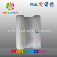 Resealable food boiling plastic bag for food save / Sous vide vacuum bag