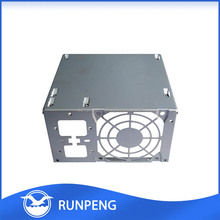 Stamping Aluminium Precision Custom Power Box Radiator Housing