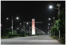 Practical Promotional lithium battery solar power street light