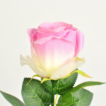 decorative artificial passion silk rose flower for wedding table decoration