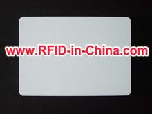 Dual Frequency rfid smart card UHF+HF/LF