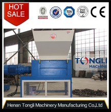from professional manufacturer tire crusher machine,tyre shredder for sale