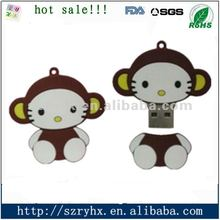 Cute usb flash memory with full capacity