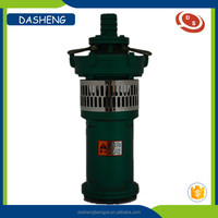 4hp water pumps QY oil filled submersible pump high lift pump