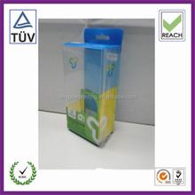 Plastic blister packaging for cellphone case