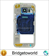 original phone back cover for Samsung Galaxy S6 rear housing