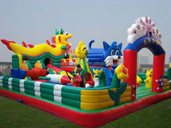 Kids Giant Inflatable Playgrounds on Sale